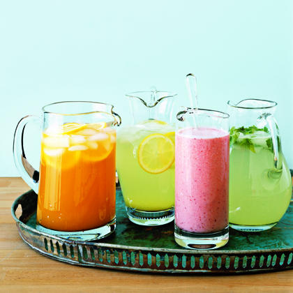 Tropical LemonadeRecipe