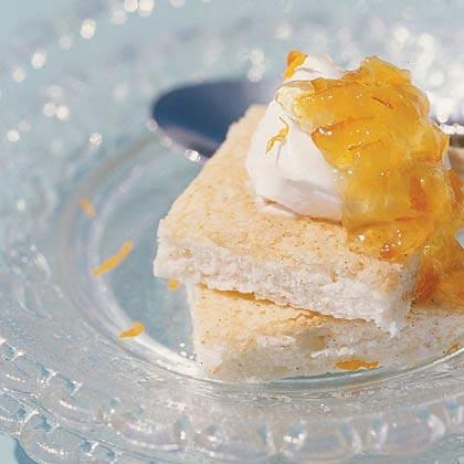 Spiced Angel Cake Recipe