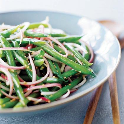 Asian Green Bean SaladRecipe