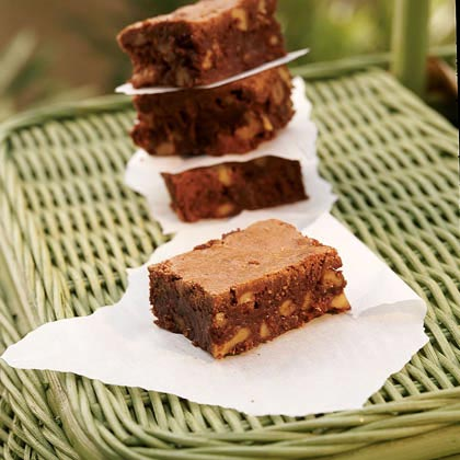 Perfect Picnic Brownies