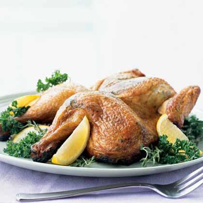 Grilled Lemon-Herb Chicken Recipe