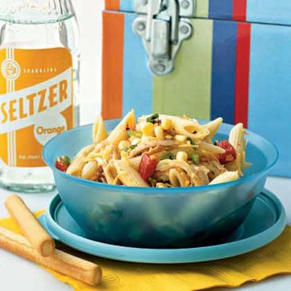 Southwestern Chicken Pasta SaladRecipe