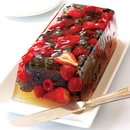 Very Berry Gelatin