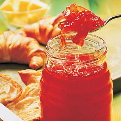 Ruby Skillet Fruity Jam