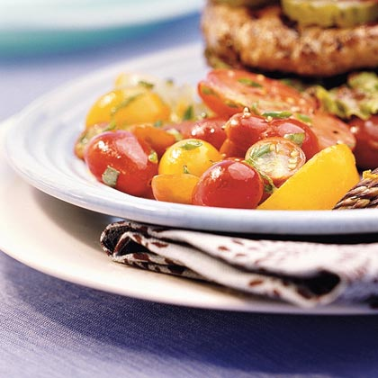 End-of-Summer Tomato Salad Recipe