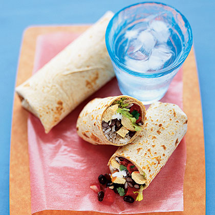 blck-bean-burrito Recipe