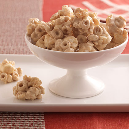 No-Bake Peanut Butter Clusters Recipe