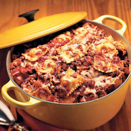 One-Pot Pasta Recipe MyRecipes