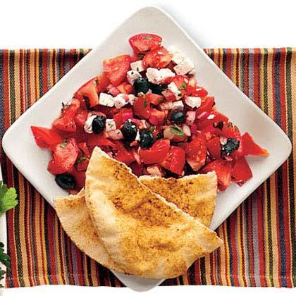 Tomato-Feta SaladRecipe