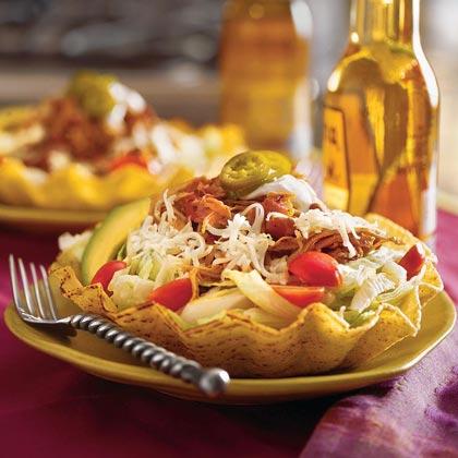 Chalupa Dinner Bowl Recipe