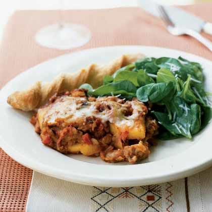 Lasagnas Under 300 Calories