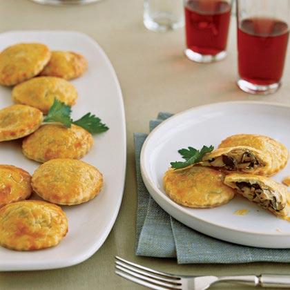 Little Mushroom Tarts Recipe