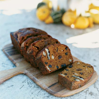 Farmer John's Favorite Pumpkin Bread