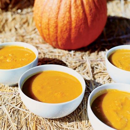Farmer John's Pumpkin Soup Recipe