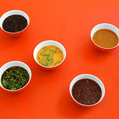 Curry-Coconut SauceRecipe