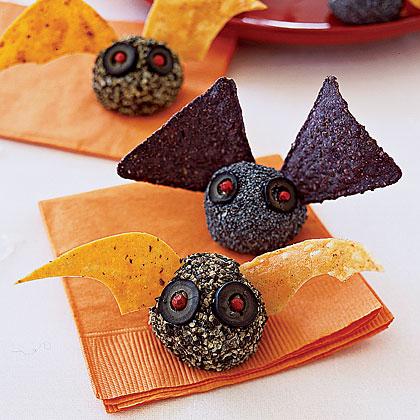 Bat Bites Recipe