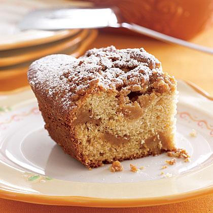 Caramel-Crumb Coffee CakeRecipe