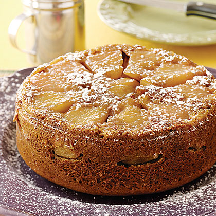 Italian Apple Pear Cake