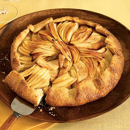 Rustic Apple Crostata