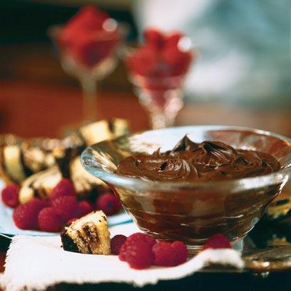 Chocolate-Cherry Surprise Cheesecake