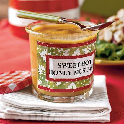 Sweet-Hot Honey Mustard