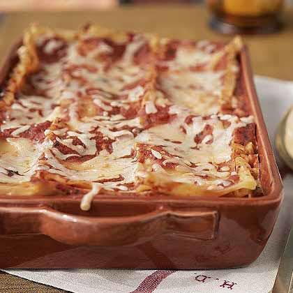 Rachel's Special Occasion Lasagna