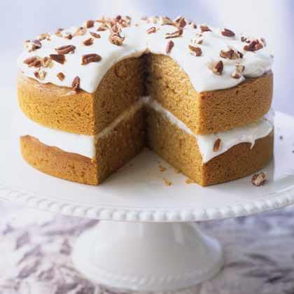 Pumpkin Pie CakeRecipe