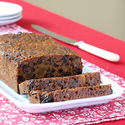 Old Fashioned Homemade Fruitcake