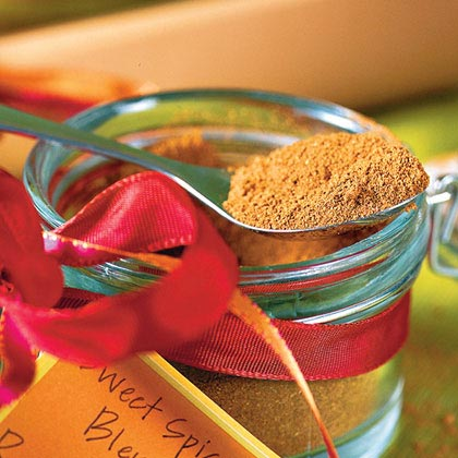 Sweet Spice BlendRecipe