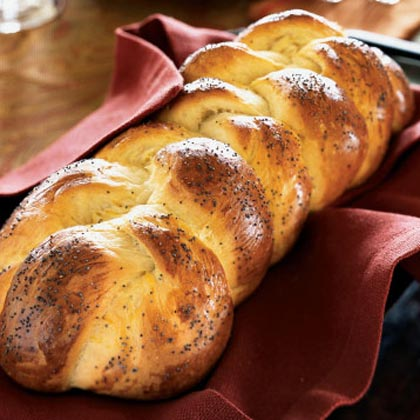 Sweet Challah Recipe Myrecipes