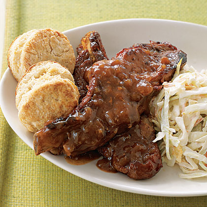 Spicy Country Ribs
