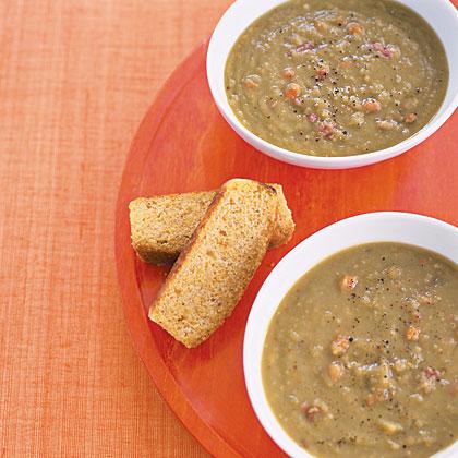 Smoky Pea Soup