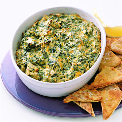 Spinach-Artichoke Dip Recipe | MyRecipes.com