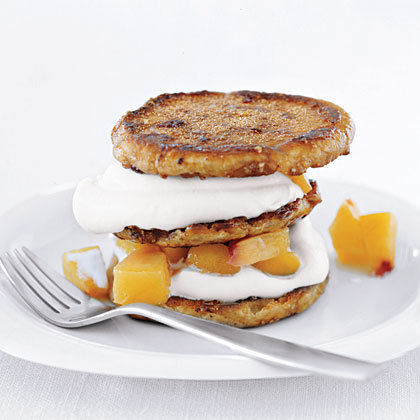 Dessert Napoleon Recipe