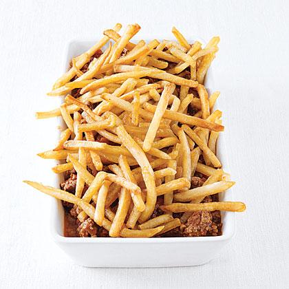 French-Fry PieRecipe