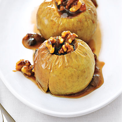 Maple Baked Apples Recipe