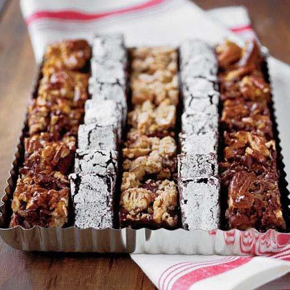 Chocolate Fudge BrowniesRecipe