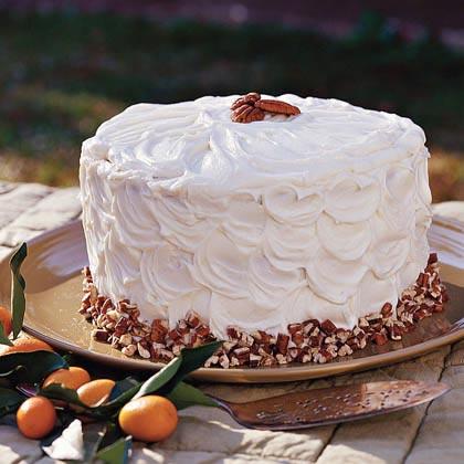 Honey's Carrot Cake