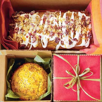 Lemon-Poppy Seed Cake BatterRecipe