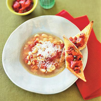 pasta-beansRecipe