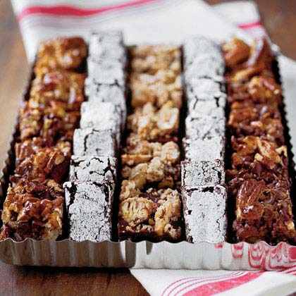 Caramel-Coconut-Pecan Brownies