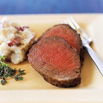 Roast Beef TenderloinRecipe