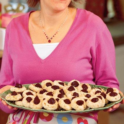 Shortbread Thumbelinas Recipe