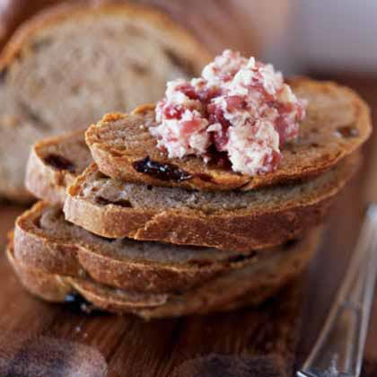 Cranberry-Studded Whipped Butter Recipe