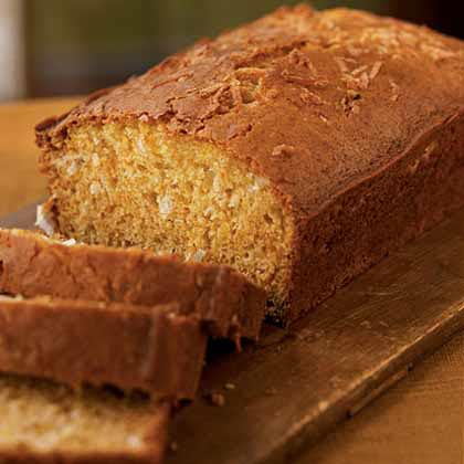 Orange-Coconut Bread