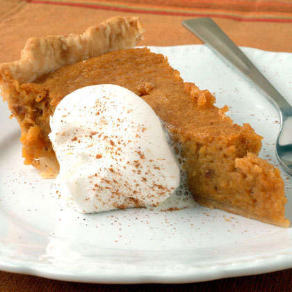 Five-Spice Sweet Potato Pie Recipe