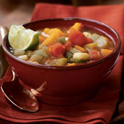 Southwestern Squash Stew Recipe