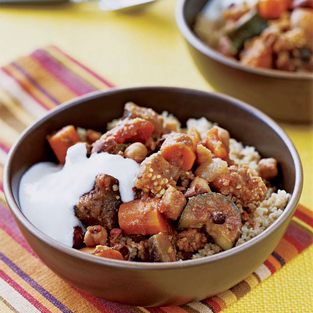 Moroccan Vegetable Stew Recipe