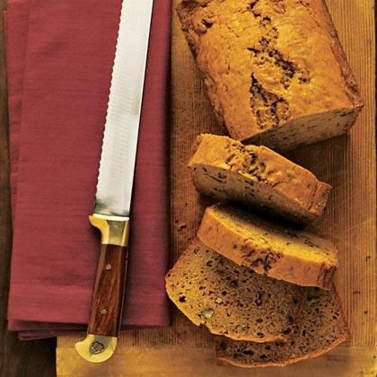 Winter Squash Chai Bread