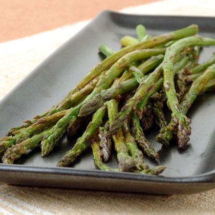Balsamic Roasted Asparagus Recipe